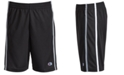 Champion Little Boys Contrast-Stripe Shorts