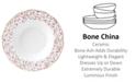 Royal Albert Rose Confetti Rim Soup Bowl