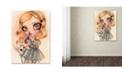 "Trademark Global Natasha Wescoat 'Drink Me' Canvas Art - 14"" x 19"""