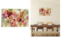 """iCanvas Coral and Emerald Garden I by Silvia Vassileva Gallery-Wrapped Canvas Print - 40"""" x 60"""" x 1.5"""""""