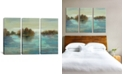 "iCanvas Serenity on The River by Silvia Vassileva Gallery-Wrapped Canvas Print - 40"" x 60"" x 1.5"""
