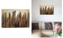 "iCanvas Flatiron Skyline by Silvia Vassileva Gallery-Wrapped Canvas Print - 12"" x 18"" x 0.75"""