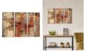 "iCanvas City Wall by Silvia Vassileva Gallery-Wrapped Canvas Print - 40"" x 60"" x 1.5"""