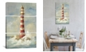 """iCanvas Lighthouse Ii by Danhui Nai Gallery-Wrapped Canvas Print - 60"""" x 40"""" x 1.5"""""""