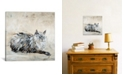 """iCanvas Toulouse by Julian Spencer Gallery-Wrapped Canvas Print - 26"""" x 26"""" x 0.75"""""""