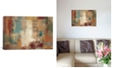 "iCanvas Oriental Trip Crop by Silvia Vassileva Gallery-Wrapped Canvas Print - 18"" x 26"" x 0.75"""
