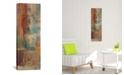 "iCanvas Oriental Trip Panel I by Silvia Vassileva Gallery-Wrapped Canvas Print - 48"" x 16"" x 0.75"""