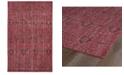 Kaleen Restoration RES01-25 Red 4 'x 6' Area Rug