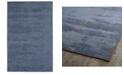 "Kaleen Luminary LUM01-17 Blue 5' x 7'9"" Area Rug"
