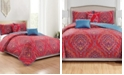 RT Designers Collection Jayna 5-Piece Quilt Set - King