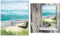 """Courtside Market Go Surfing 16"""" x 20"""" Gallery-Wrapped Canvas Wall Art"""