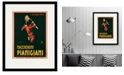"""Courtside Market Vintage Advertisements 16"""" x 20"""" Framed and Matted Art"""