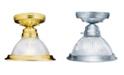 Livex Home Basics 1-Light Ceiling Mount