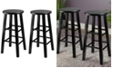 "Winsome Pacey 2-Piece 24"" Bar Stool Set"