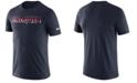Nike Men's New England Patriots Dri-FIT Mezzo Tear T-Shirt