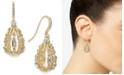 INC International Concepts INC Gold-Tone Crystal Bulb Drop Earrings, Created for Macy's