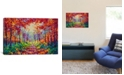 """iCanvas Luminous by Kimberly Adams Wrapped Canvas Print - 26"""" x 40"""""""