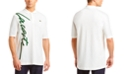 Lacoste Men's L!VE Over-Sized Script Logo Polo Shirt