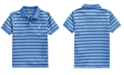 Polo Ralph Lauren Toddler Boys Lisle Performance Knit Polo Shirt