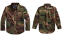 Polo Ralph Lauren Little Boys Camo Oxford Shirt