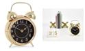 Home Essentials CLOSEOUT! Holiday Desk Clock