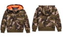 Polo Ralph Lauren Toddler Boys Camo Fleece Hooded Sweatshirt