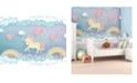 ohpopsi Unicorn Dream Wall Mural