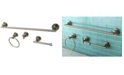 Kingston Brass Concord 4-Pc. Bathroom Accessories Combo in Brushed Nickel