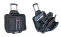 Mancini Biztech Collection Wheeled Laptop/ Tablet Slim Briefcase