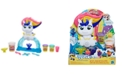 Hasbro Play-Doh Tootie the Unicorn Ice Cream Set with 3 Non-Toxic Colors Featuring Play-Doh Color Swirl Compound