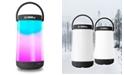 LINSAY LED Light Bluetooth Speaker