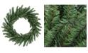 "Northlight 16"" Mini Pine Artificial Christmas Wreath - Unlit"