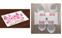 Ambesonne Fantasy Place Mats, Set of 4