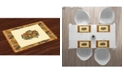 Ambesonne thanksgiving Place Mats, Set of 4