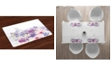 Ambesonne Lavender Place Mats, Set of 4