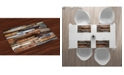 Ambesonne Driftwood Place Mats, Set of 4