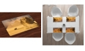 Ambesonne Egyptian Place Mats, Set of 4
