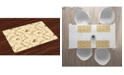 Ambesonne Beige Place Mats, Set of 4