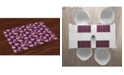 Ambesonne thistle Place Mats, Set of 4
