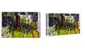 """Oliver Gal Parfait Frutilicious Canvas Art, 24"""" x 16"""""""