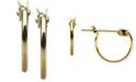 Macy's Child's Hoop Earrings in 14k Gold