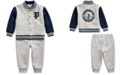 Polo Ralph Lauren Baby Boy's Ski Bear Jacket & Pant Set