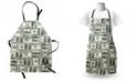 Ambesonne Money Apron