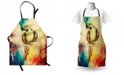 Ambesonne Parrot Apron
