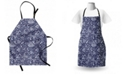 Ambesonne Under the Sea Apron