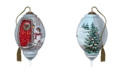 Ne'Qwa Christmas Caller Ornament