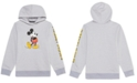 Disney Big Boys Classic Mickey Mouse Hoodie