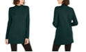 INC International Concepts INC Mock-Neck Stitched Tunic, Created For Macy's