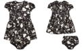 Polo Ralph Lauren Baby Girls Floral Fit-and-Flare Dress