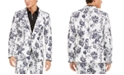 INC International Concepts I.N.C. Men's Slim-Fit Floral Jacquard Blazer, Created For Macy's